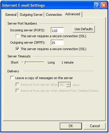 Email - Setting up E-mail clients for SME 8 0 - SME Server