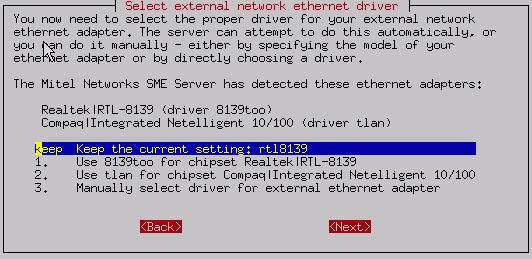 Select ext enet driver.png